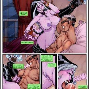 Jabcomix- The Creepies 1 Porn Comics sex 003