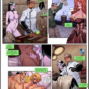 Jabcomix- The Creepies 1 Porn Comics sex 004
