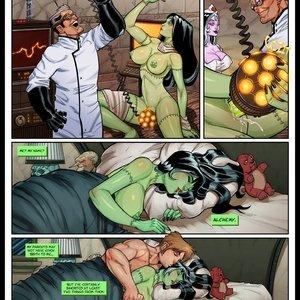 Jabcomix- The Creepies 1 Porn Comics sex 006