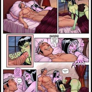 Jabcomix- The Creepies 1 Porn Comics sex 008