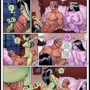Jabcomix- The Creepies 1 Porn Comics sex 009