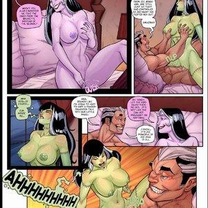 Jabcomix- The Creepies 1 Porn Comics sex 010