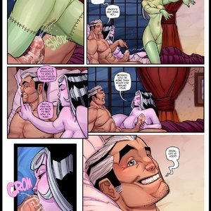 Jabcomix- The Creepies 1 Porn Comics sex 011