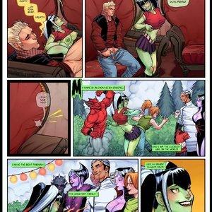 Jabcomix- The Creepies 1 Porn Comics sex 021