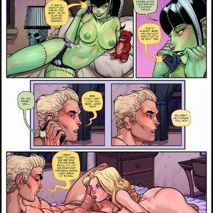 Jabcomix- The Creepies 1 Porn Comics sex 022