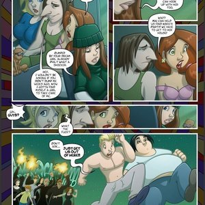 Wrong House Chapter 06 free Porn Comic sex 009