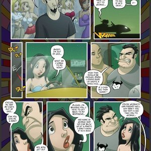 Wrong House Chapter 06 free Porn Comic