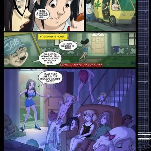 Wrong House Chapter 07 free Porn Comic