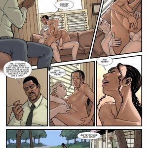 White Slave Trade JohnPersons Comic Porn