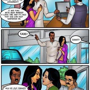 Savita Bhabhi 43 – Savita and Velamma Sex Comic