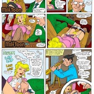 Blondie Porn Comic 002
