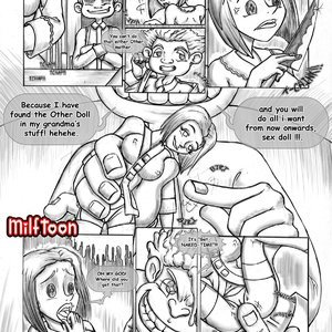 Coraline Porn Comic 002