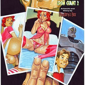 Porn Comics - Iron Giant Chapter 02 Milftoons Comic Porn