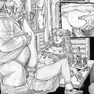 Milf Town Porn Comic 019