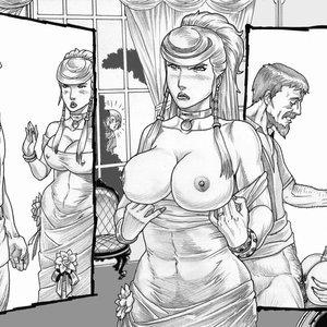 Milf Town Porn Comic 020