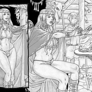 Milf Town Porn Comic 040