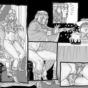 Milf Town Porn Comic 042