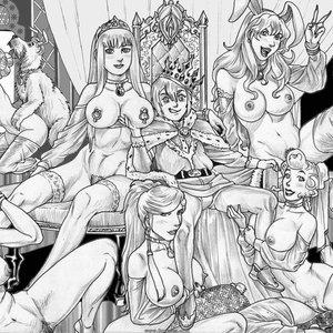Milf Town Porn Comic 052