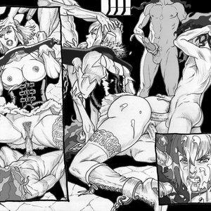 Milf Town Porn Comic 053