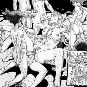 Milf Town Porn Comic 056