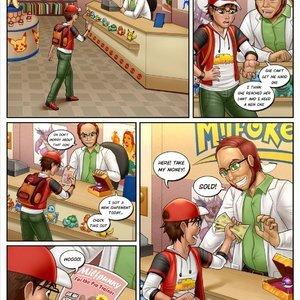 Milfpokemon Pre Go – Issue 1 Sex Comic sex 005