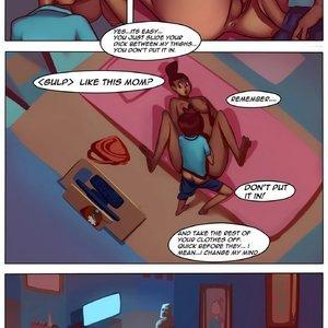 Big Baby Porn Comic 008