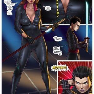 Porn Comics - Talia Sex Comic