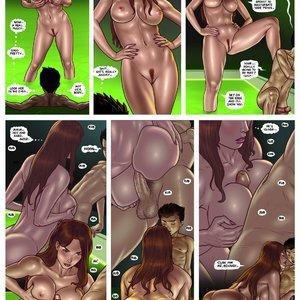 Talia Sex Comic sex 007