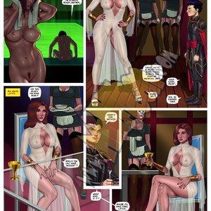 Talia Sex Comic sex 009