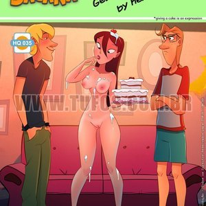 Porn Comics - Familia Sacana 35 – ( Getting Stood Up By Her Boyfriend ) Sex Comic