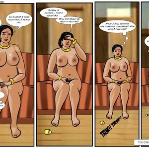 Velamma 16 – ( Unwanted Gifts ) Sex Comic