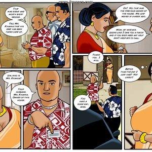 Velamma 20 – ( The Payback ) free Porn Comic