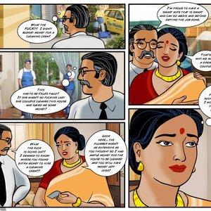 Velamma 31 – ( Plumbing Problem ) free Porn Comic