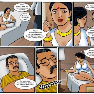Velamma 38 – ( Finding A New Matress ) free Porn Comic