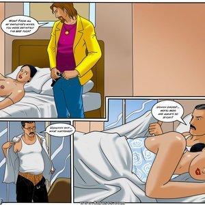 Velamma 46 – ( He's The Boss ) free Porn Comic