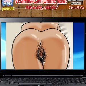 Porn Comics - Velamma 69 – ( Peek A Boo- I see You ) free Velamma Comic