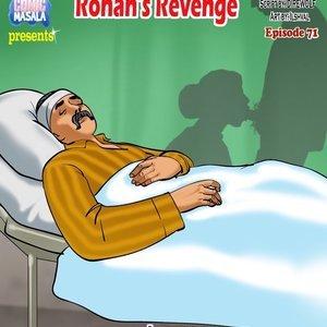 Porn Comics - Velamma 71 – ( Rohan's Revenge ) free Velamma Comic