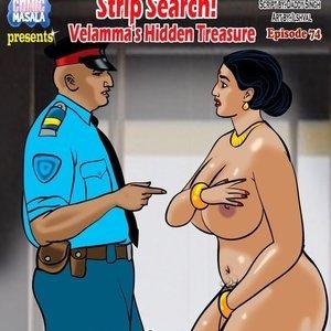 Porn Comics - Velamma 74 – ( Velammas's Hidden Treasure ) free Velamma Comic