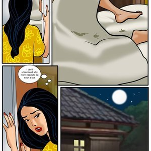 Velamma 08 – ( Holi – The Festival Of Colors ) Sex Comic