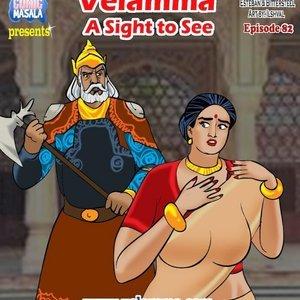 Porn Comics - Velamma 82 – ( A Sight To See ) Sex Comic