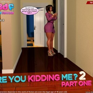 Porn Comics - Are You kidding me Chpater 02 Part 1 free y3df Porn