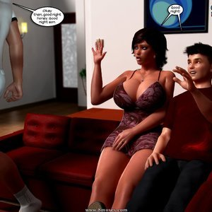 Busted 2 Porn Comic 056