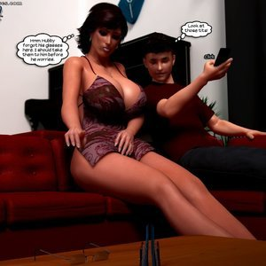 Busted 2 Porn Comic 057