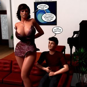 Busted 2 Porn Comic 062