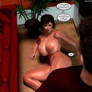 Busted 2 Porn Comic 115