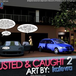 Porn Comics - Caught and Busted Chapter 02 free y3df Porn