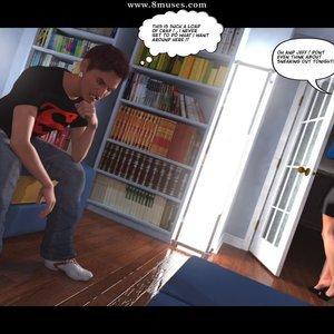 Heavy Sleeper Thief Chapter 01 free y3df Porn sex 006