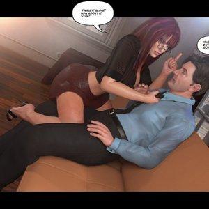 Heavy Sleeper Thief - Issue 2 Porn Comic 012