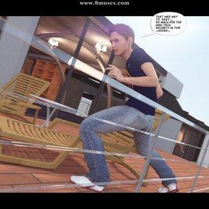 Heavy Sleeper Thief - Issue 2 Porn Comic 015