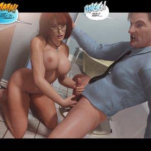 Heavy Sleeper Thief - Issue 2 Porn Comic 024